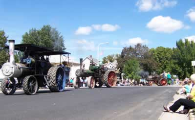 Hesper-Mabel Steam Engine Days - Mabel, Minnesota - Oldest Steam Engine Show in Minnesota