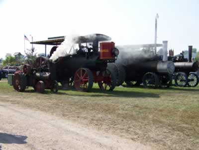 Hesper-Mabel Steam Engine Days - Mabel, Minnesota - Oldest Steam Engine Show in Minnesota - Royalty